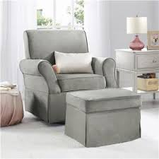 cheap chair with ottoman 17 best glider and rocking chairs for nursery 2018