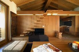 wooden interior design interior design featuring whole wooden elements by gianluca fanetti