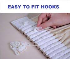 Curtains With Hooks Shower Curtain Hooks Ebay