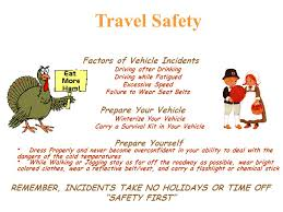thanksgiving safety tips ppt