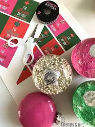slime ornament gift idea for and tweens