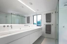 bathroom sink simple undermount trough sink bathroom cool home