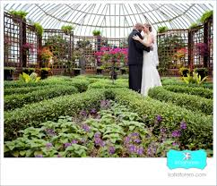 Phipps Conservatory Botanical Gardens by Phipps Conservatory Wedding Brian U0026 Kristin Katia Forero