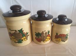 kitchen canister sets vintage 48 images jason anodised