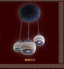 Coconut Shell Chandelier Coconut Shell Crafts Money Selling Grain Chandelier Creative