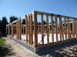 soubassement bois kit notre maison ossature bois blog de la construction de notre