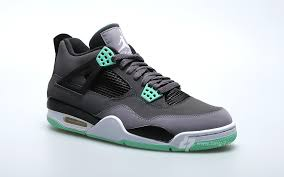 green glow 4 air 4 retro green glow sole collector