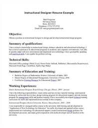 Indeed Resume Examples by Instructional Designer U003ca Href U003d