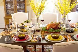 thanksgiving table settings fair home and decoration