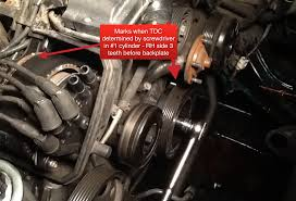 lexus v8 timing belt replacement 1997 ls400 timing belt possibly skipped teeth page 2 clublexus