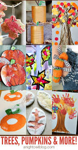 fall crafts for kids craft and thanksgiving