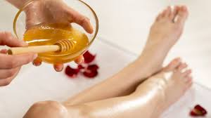 how to do pedicure at home with natural ingredients ndtv food