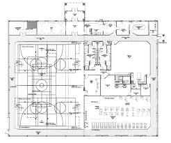 basketball gym floor plans centralia missouri recreation center