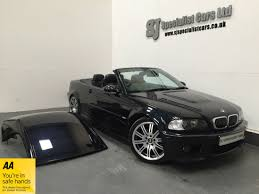 Bmw M3 Hardtop Convertible - 2004 54 bmw m3 convertible manual 85k full history great