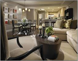 open dining room open concept kitchen and dining room decor photos