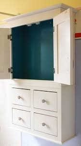 Bathroom Hutches Ana White A Bathroom Cabinet For All That Stuff Diy Projects