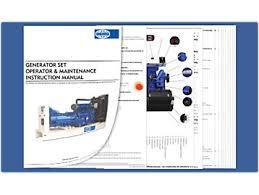 fgw operator manuals