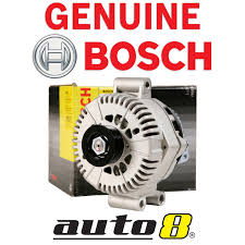 genuine bosch alternator fits ford falcon ute au1 2 u0026 xr8 5 0l v8