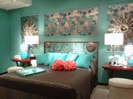 impressive 20 bedroom decor turquoise and brown decorating design