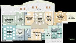 rehabilitation center floor plan american canyon boys u0026 girls club city of american canyon ca