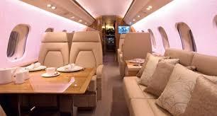 Global Express Interior Global Express 6000 Excellence World