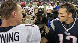 Peyton Manning Tom Brady Meme - by the numbers tom brady vs peyton manning nfl sporting news