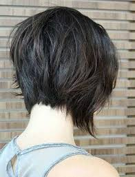 stacked bobs for curly fine hair 100 mind blowing short hairstyles for fine hair haircuts bobs and