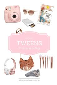 gifts for tween girls tween christmas gifts and parents