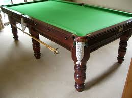 Academy Pool Table by Academy Billiard Company Props Sports Equipment Surrey