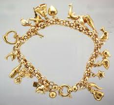 gold bracelet charms images 9ct gold 1897 1 2 sovereign set gate bracelet attenborough jpg