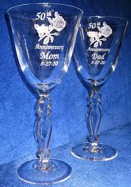engraved anniversary gifts sowers gift ideas personalized engraved gifts wine glass engraving