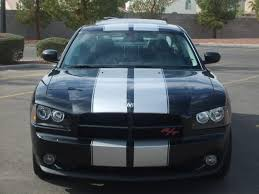 dodge charger all years dodge magnum charger rally stripes 10 wide total
