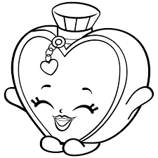 shopkins season 4 coloring pages getcoloringpages