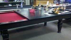 Dining Table Pool Table Destroybmxcom - Pool table disguised dining room table