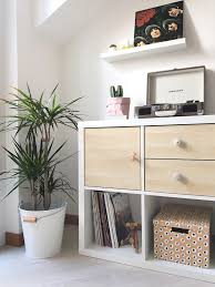libreria kallax diy how i customized my ikea kallax shelving unit with doors
