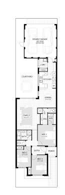narrow house floor plans best 25 narrow house ideas on terrace definition