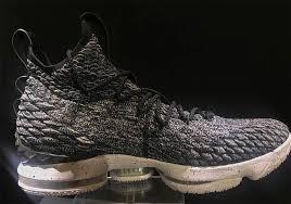 look new lebron lebron 15 nike shoe leaks wkyc