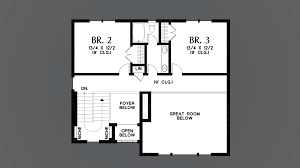 mascord house plan 23110 the milwaukee