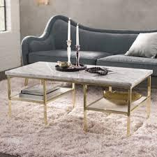 Granite Top Coffee Table Marble Granite Top Coffee Tables You U0027ll Love Wayfair
