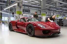 Porsche 918 Awd - porsche built the 918th and last 918 spyder