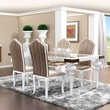 table et chaises salle manger meubles salle manger compl te table chaise vitrine living modele de