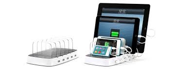 best charging station usb charging station archives the gadgeteer
