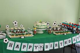Soccer Theme Party Decorations Soccer Birthday Party Supplies Home Party Ideas