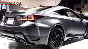 lexus rcf sedan 2018 lexus rc f is this a sporty sedan youtube
