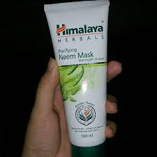 Masker Himalaya turun harga himalaya purifying neem mask masker himalaya 100ml