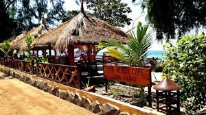 biba beach village gili air indonesia youtube