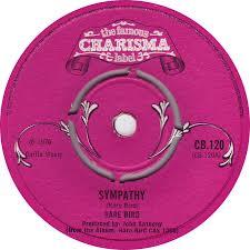 charisma pink scroll singles rare record collector