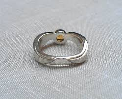 Harry Potter Wedding Rings by Handmade U0027harry Potter U0027 Golden Snitch Engagement Ring