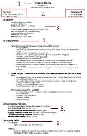 Posting A Resume Online by How To Build A Resume Resume Cv