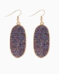 charming charlies earrings charming dorah teardrop earrings upc 400000059044
